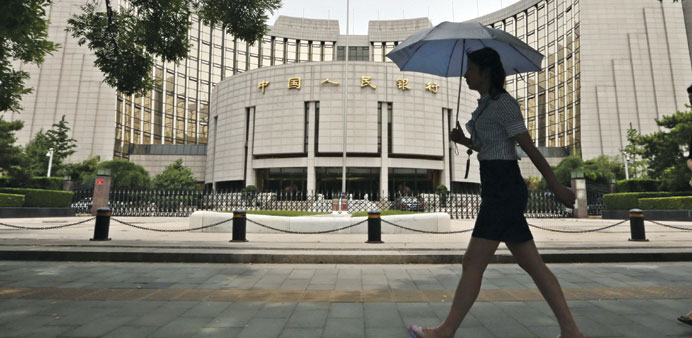 PBoC tries and fails to lower rates as intervention drains yuan