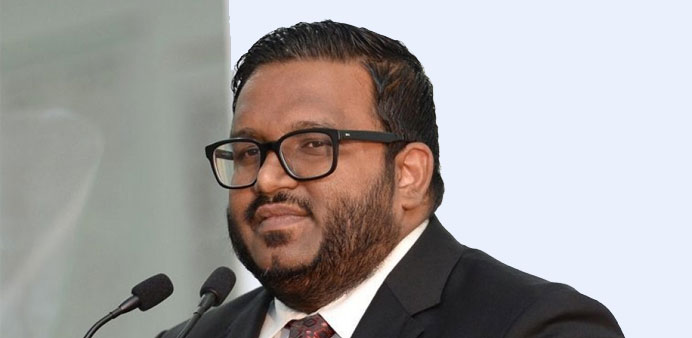 Maldives parliament impeaches Vice President Ahmed Adeeb