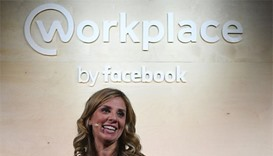 Facebook launches intra-office 'Workplace' network