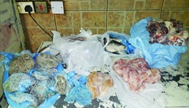 Store faces action for keeping foodstuff in unhygienic condition