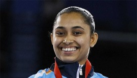 Poor roads force Indian gymnast to return BMW gift