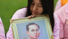 Thai king's health 'unstable' as crowd holds vigil