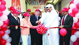 Coca-Cola opens QR132mn bottling plant in Qatar