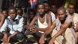 Destitute migrants pile up in Djibouti