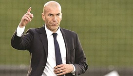 Real need more of everything to halt slump, says Zidane
