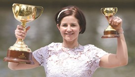 Payne lands top honour, but no ride yet for next month's Melbourne Cup
