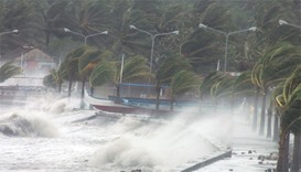 Philippines faces 'most damaging typhoon'