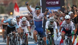 Sagan retains world road race title after perfect ride
