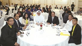 Cebu Pacific presents new products in Doha