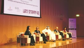 Conference discusses ways to safeguard Arab families during conflicts