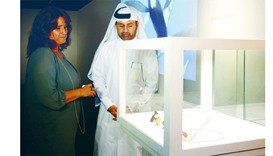 Katara exhibition displays works inspired by Islamic culture
