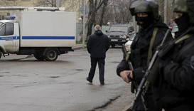 Two suspected 'terrorists' killed in Russian city