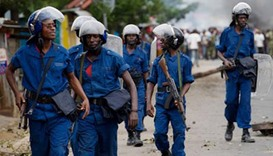 Burundi police arrest US reporter, local journalist