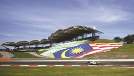 Malaysia to 'take a break' from F1, cites poor returns