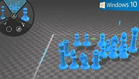 Microsoft 3D features