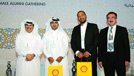 QU chemical engineering alumni participate in Al Majilis event