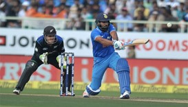 Mishra spins India to series win over New Zealand