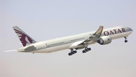 Qatar Airways has announced an increase in services to Dammam and Riyadh