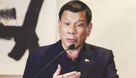 Philippine leader alleges most US ambassadors are 'spies'