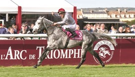 Al Mourtajez superb in Chantilly victory