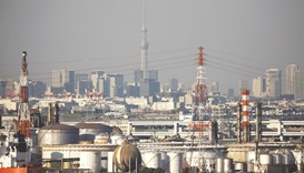 Japan industrial output stalls in worrying sign for economy