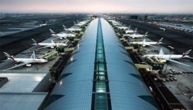 Dubai airport passenger traffic up 6.1% in Aug