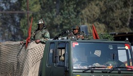Militant attack on Indian army base in Kashmir kills one