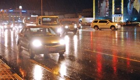Rainy season in Qatar to begin from October 16