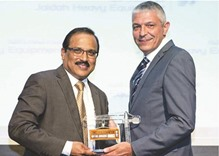 Arabian MEP named 'sub-contractor of the year' at Construction Week Qatar Awards