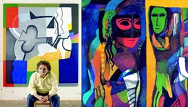 Chronicling the art and life of Dia al-Azzawi