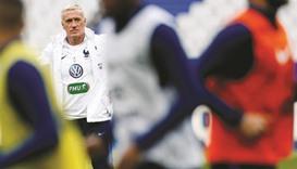 France out to exorcise Bulgaria ghost in Paris