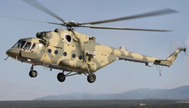 Mi-17 helicopter, Afghan air force