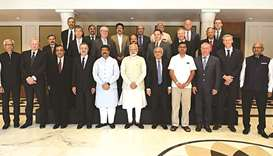 Modi sees scope for more energy reforms after meeting oil chiefs