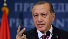 Erdogan steps up US row with ambassador boycott