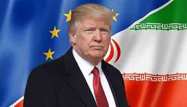 Fearing Trump torpedo, Europe scrambles to save Iran deal
