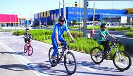 Doha Festival City to launch 'Outdoor Leisure Trail'