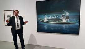 Contemporary German masterworks go on show in Doha