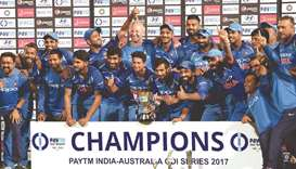 Rohit's 125 guides India to 7-wicket win over Australia