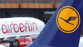 Lufthansa spreads wings by snapping up parts of Air Berlin