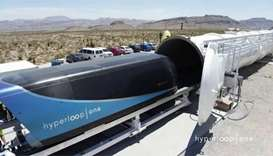Branson takes another bet on the future with Hyperloop One