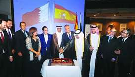 Spanish team keen to expand greenhouse project in Qatar