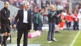 Heynckes makes winning Bayern return, Dortmund lose