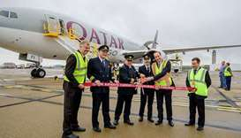 Qatar Airways Cargo launches Pittsburgh service