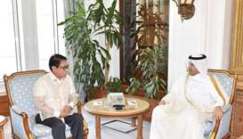 Philippine official praises Qatar's efforts to ensure labour rights
