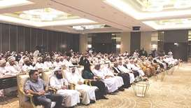 Kahramaa taking part in Gulf Power Conference