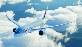 Qatar Airways will use its state-of-the-art Boeing 787 Dreamliner for the Penang route