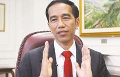 Jokowi scouting for private investment as Freeport row lingers