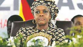 Grace Mugabe probed over land acquisition, doctorate degree