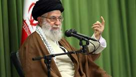 "Khamenei says Iran will ""shred"" nuclear deal if US quits it"