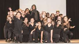 Students interpret freedom at engaging poetry evening